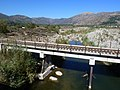 Fillmore, CA, View NE, Sespe Creek from Old Telegraph Road, October 13, 2011 - panoramio.jpg