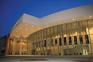 Carpenter Performing Arts Center - Carpenter Performing Arts Center Exterior