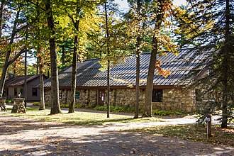 Interlochen Center for the Arts - Image: Fine Arts Building Interlochen