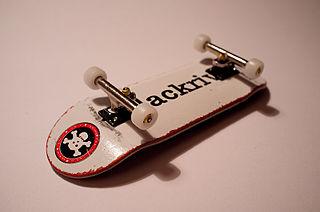 Fingerboard (skateboard)