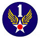 First Air Force - Emblem (World War II)