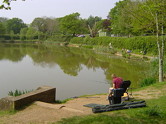 Coalpit Heath - Bitterwell Lake  (see Henfield)