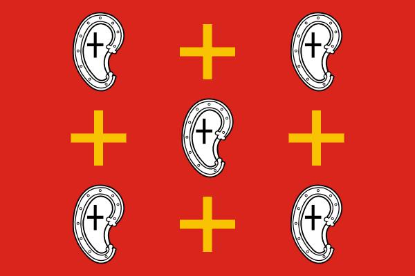 Flag of Kozelsk