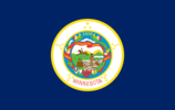 Minnesotas flag(1957–1983)