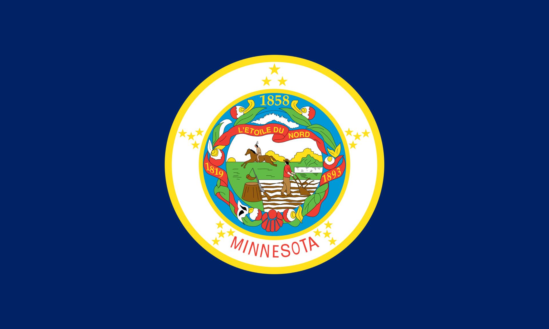 Bandiera Del Minnesota Wikipedia