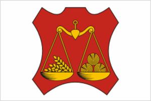 Slobodskoy District - Image: Flag of Slobodskoy rayon (Kirov oblast)