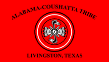 Flag of the Alabama-Coushatta Tribe of Texas.PNG