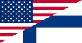 Flag of the United States and Finland.png