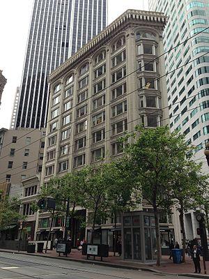 Flatiron Building (San Francisco) - Image: Flatiron Building 540 Market St. San Francisco