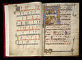 Flemish - Leaf from the Beaupré Antiphonary (Volume I) - Walters W7591V - Open Group.jpg