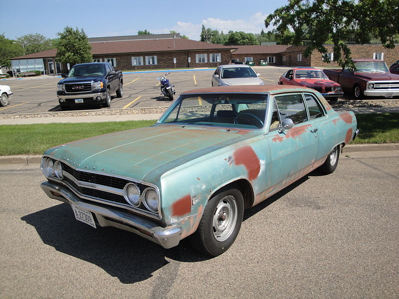File:Flickr - DVS1mn - 65 Chevrolet Chevelle.jpg