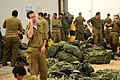Flickr - Israel Defense Forces - Reserve Soldiers in Staging Areas Around the Gaza Strip.jpg