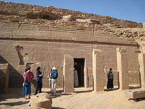 Qubbet el-Hawa - Qubbet el-Hawa Tomb.
