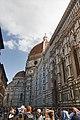 Florencia - Firenze - Catedral de Santa Maria del Fiore - Exterior - 02.jpg