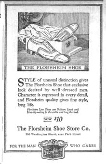florsheim shoes wikipedia wikipedia francais autour