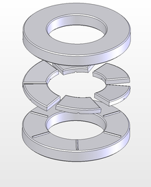 Thrust bearing - Wikipedia