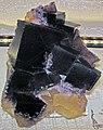 Fluorite (Crystal Victory Mine, near Cave-in-Rock, Illinois, USA) 1 (34519726136).jpg