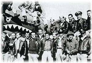 Flying Tigers - Flying Tigers personnel