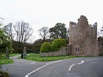Penrice Towers gatehouse