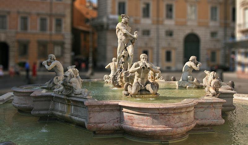 File:Fontana del Moro Roma.jpg