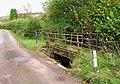 Footbridge at Upper Wain - geograph.org.uk - 1028333.jpg