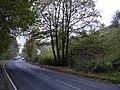 Footpath crossing Holcombe Road - geograph.org.uk - 1036852.jpg
