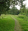 Footpath from Park Road, Colton to Temple Newsam - geograph.org.uk - 961444.jpg