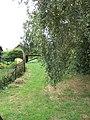 Footpath in Little Billington - geograph.org.uk - 219486.jpg