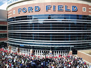 2008–09 NCAA Division I men's basketball season - Ford Field was the site of the season ending Final Four and Championship game for 2008-09.