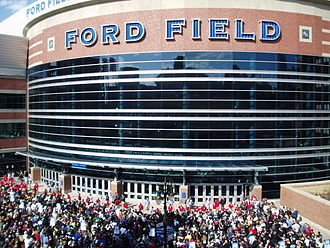 2009 NCAA Division I Men's Basketball Tournament - Ford Field was the host of the 2009 Final Four and Championship game.
