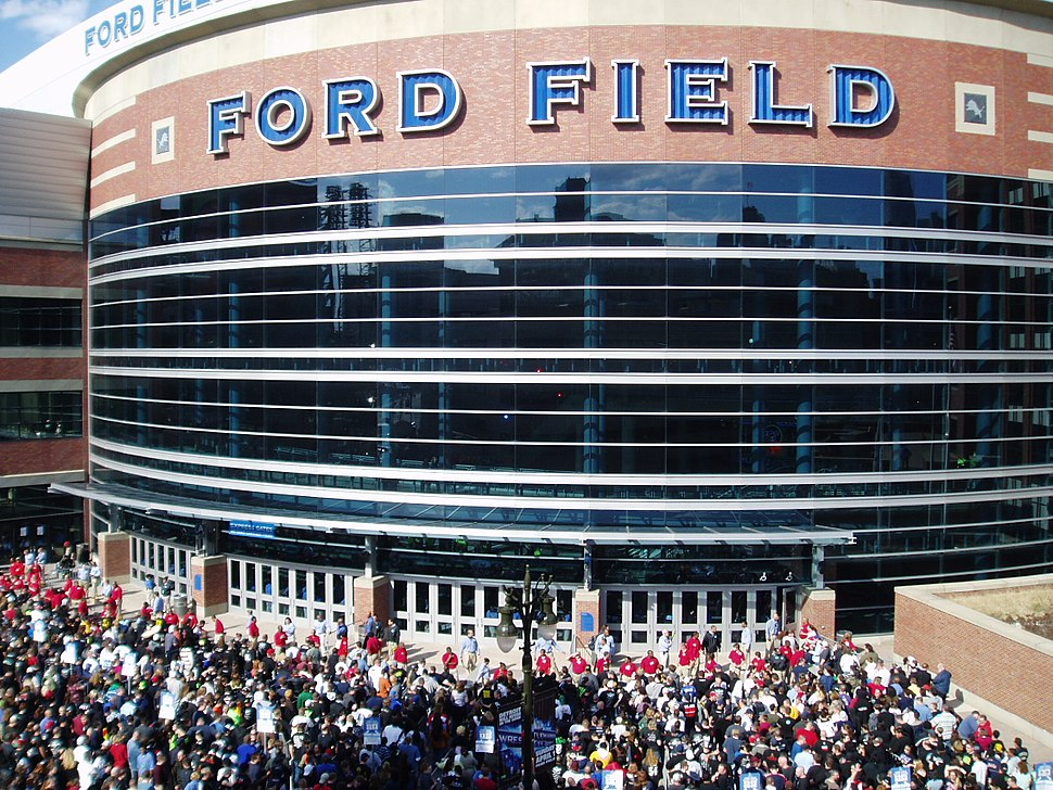 Ford Field 2007