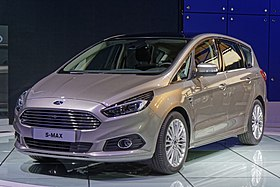 Ford S-Max - Mondial de l'Automobile de Paris 2014 - 004.jpg