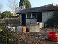 Former toilet block, Haldon Thatch - geograph.org.uk - 1219017.jpg