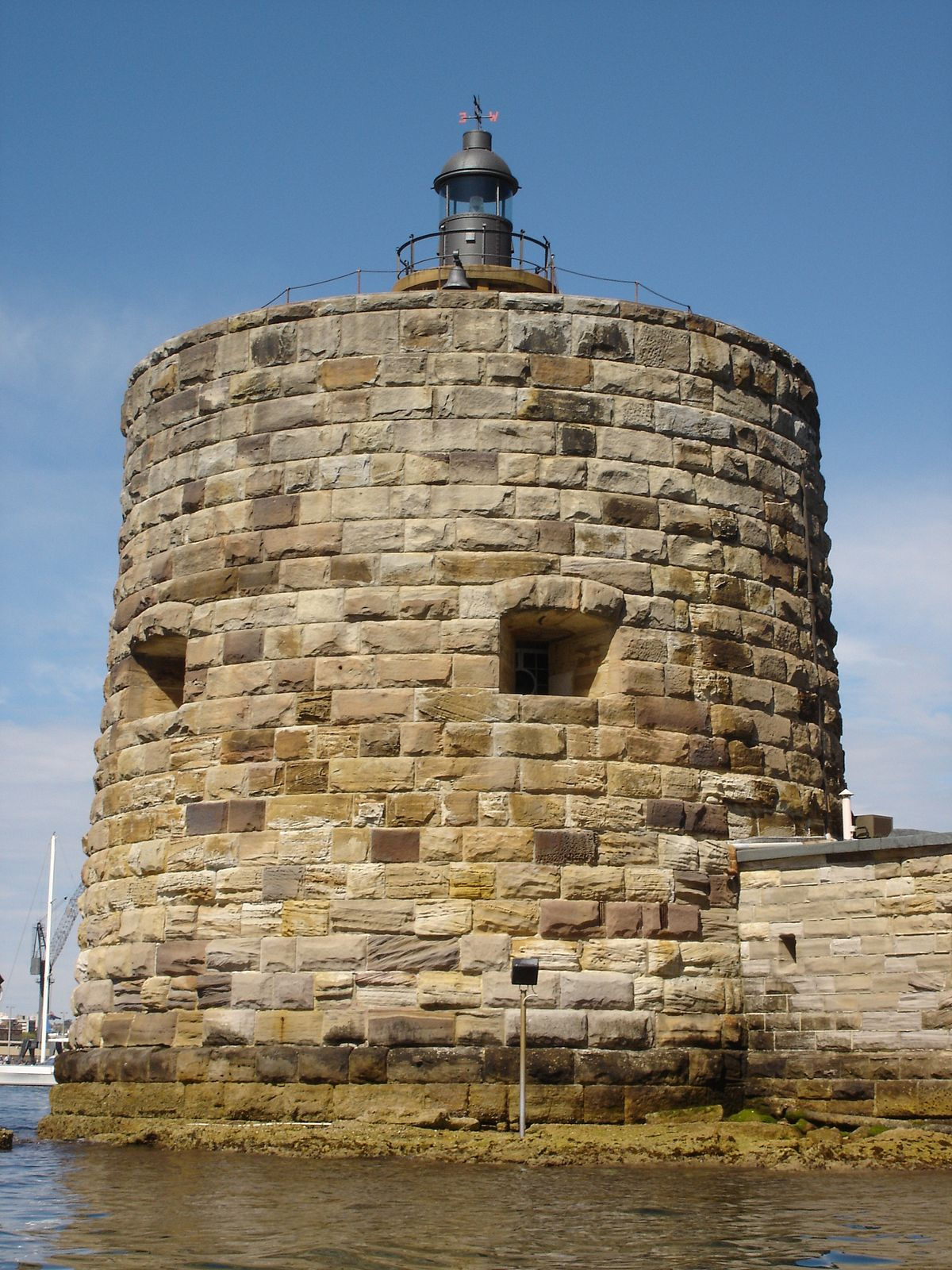 Fort Denison Light - Wikipedia