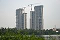 Forum Atmosphere - Residential Complex Under Construction - Kolkata 2014-10-02 8751.JPG