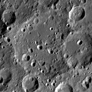 Fowler (crater) impact crater