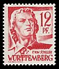 Fr. Zone Württemberg 1948 18 Friedrich Schiller.jpg