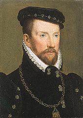 Portrait of Admiral Gaspard II de Coligny