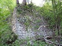 France-Meylan-Château Corbeau-South support wall 2.jpg