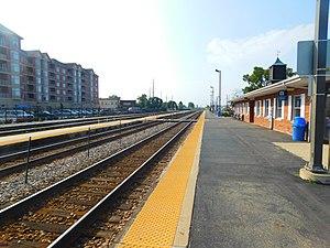 Franklin Park station - Wikipedia