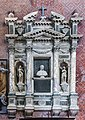 Frari (Venice) nave right - Monument to Marco Zen.jpg
