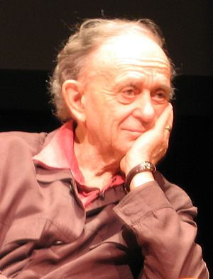 Frederick Wiseman - Wiseman discussing his work at the Herbst Theatre, San Francisco, on June 13th, 2005