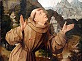 Frei carlos, san francesco riceve le stimmate, 1520-30 ca. 03.jpg