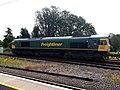 Freightliner 66509 at Ely Station 02.jpg