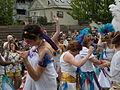 Fremont Solstice Parade 2008 - samba dancers 06.jpg