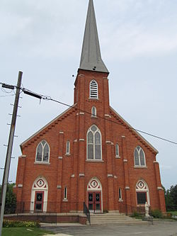 Church in Frenchtown