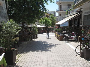 Frourio - road