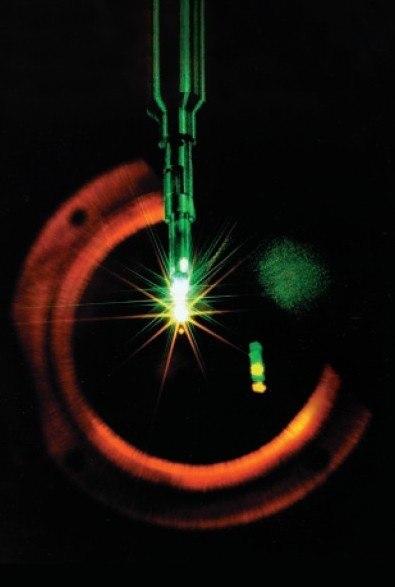 Fusion target implosion on NOVA laser