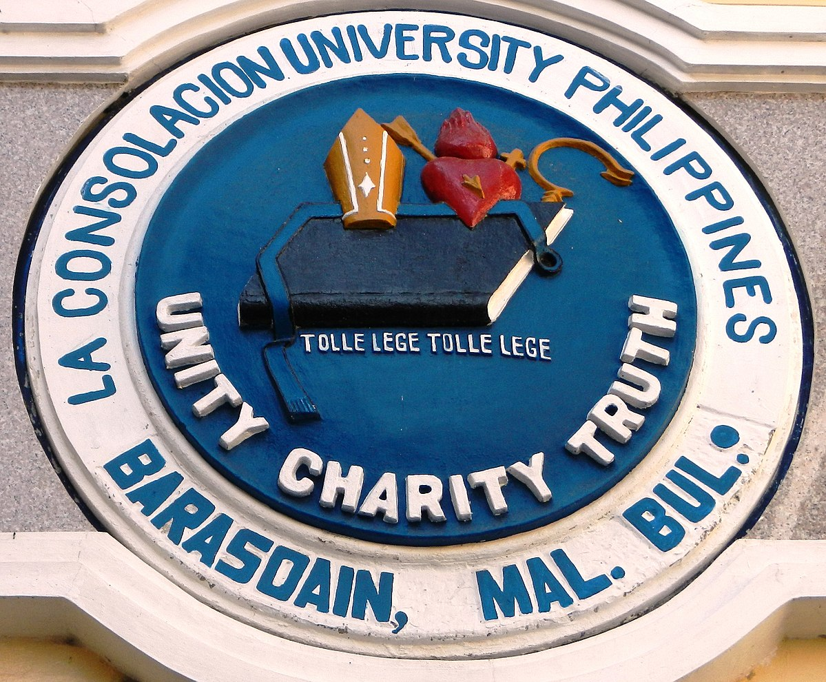 la consolacion university philippines wikipedia