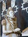 Güstrow Dom - Grabmal Ulrich 2a Elisabeth von Dänemark.jpg